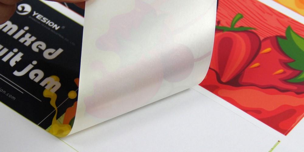 Jenis Kertas Stiker Tahan Air yang Perlu Kamu Ketahui - Maxipro