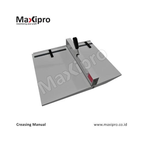 Mesin Creasing Manual