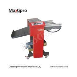 Mesin Creasing Porporasi Maxipro