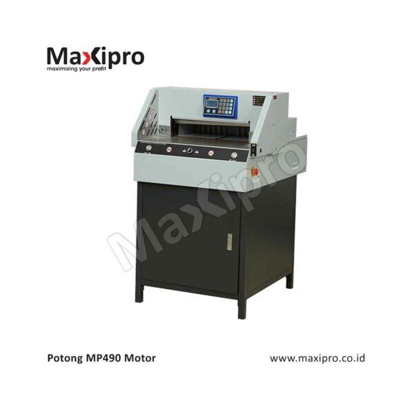 Mesin Potong Kertas Maxipro