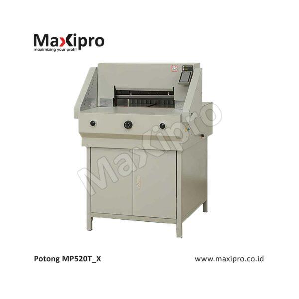 Mesin Pemotong Kertas Otomatis