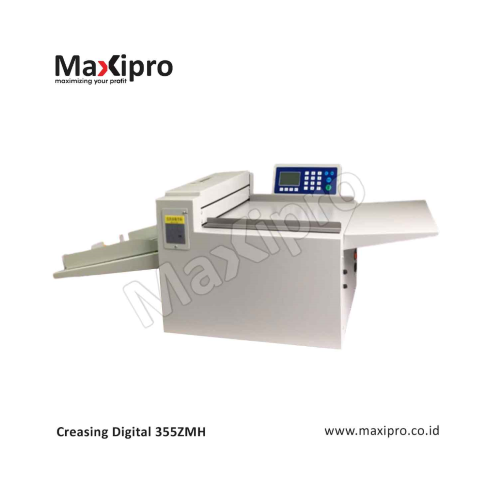 Mesin Creasing Porforasi Maxipro