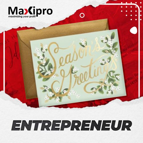 jenis kartu ucapan dan peluang bisnis - Maxipro