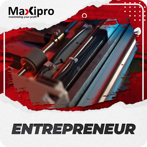 Alat Pemotong Kartu Nama Super Cepat - Maxipro