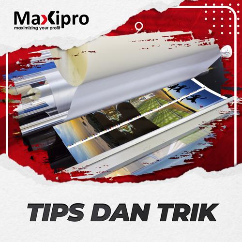 Tips dan Trik Mengatasi Lapisan Laminating yang Sering Mengelupas - Maxipro