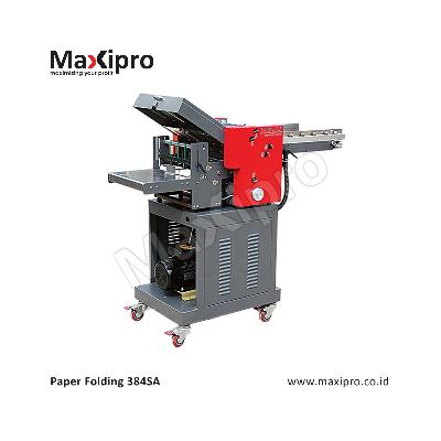 Mesin Lipat Super Instan Dan Sempurna - Maxipro