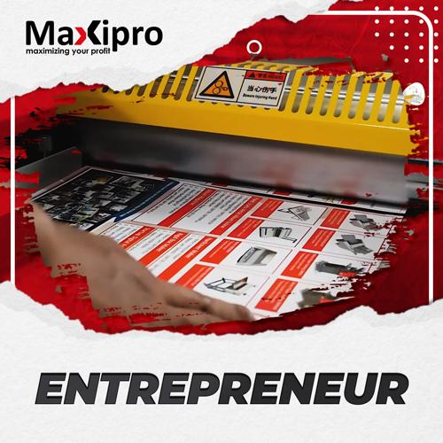 Upgrade Mesin Laminasimu Dengan Yang Satu Ini - Maxipro
