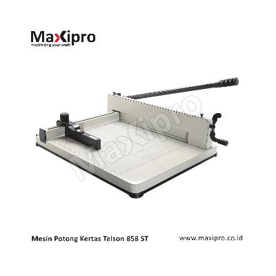Komparasi Alat Pemotong Kertas Antar Level - Maxipro